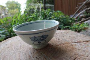 陶芸 シュナウザー pottery Schnauzer