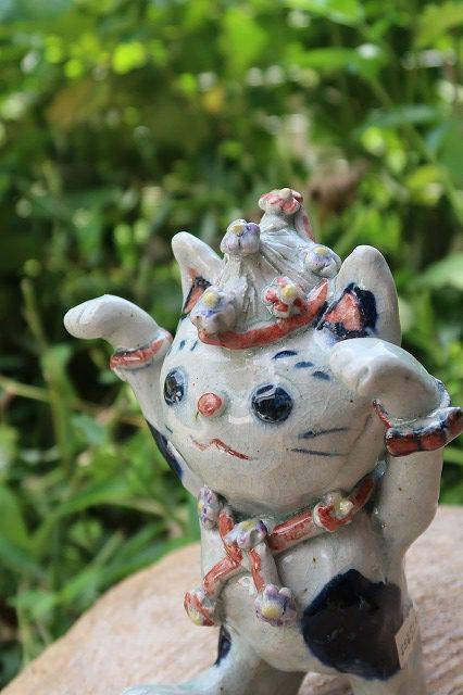 花笠猫 陶芸