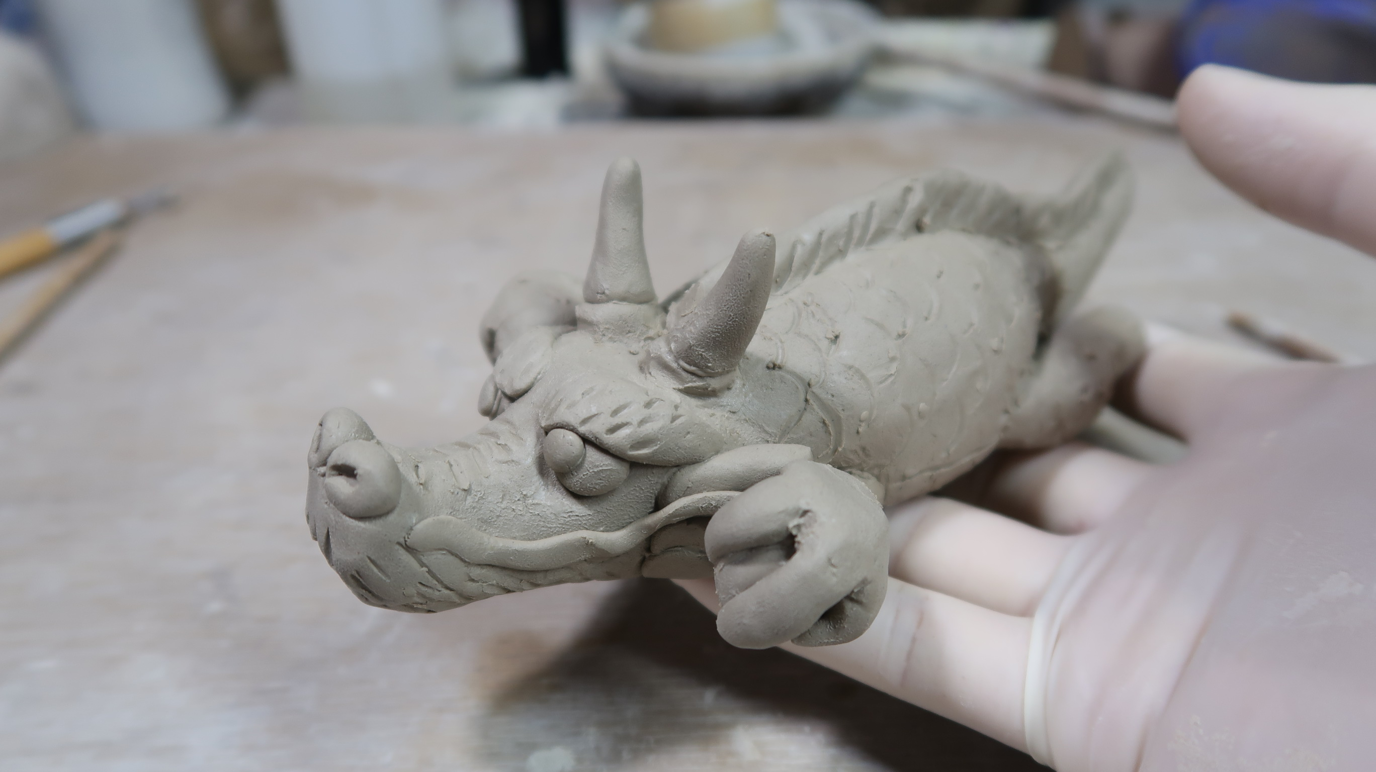 龍 Dragon